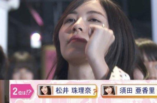 松井珠理奈がプロデュース48で酷評された?その原因とは一体何?